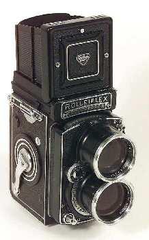 Tele Rollei camera 1959 to 1974