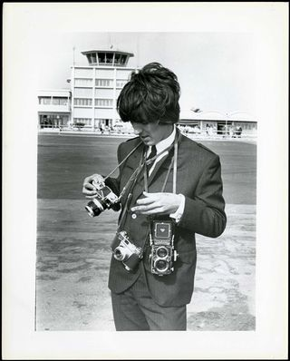 George at JFK