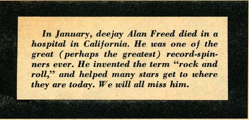 Alan Freed May 65