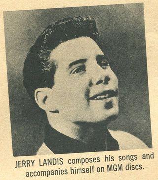 Paul Simon - Jerry Landis