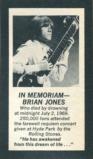 Brian Jones Nov 69