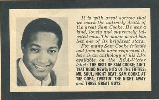 Sam Cooke Apr 65