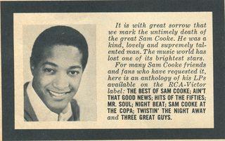 Sam Cooke Apr 65