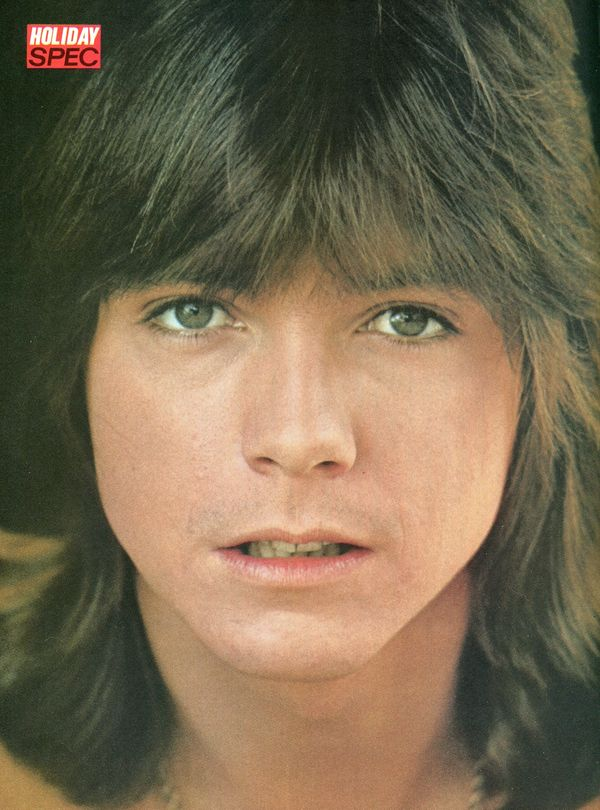 Happy Birthday David Cassidy Gloria Stavers