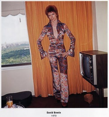 Bowie by GS in '73