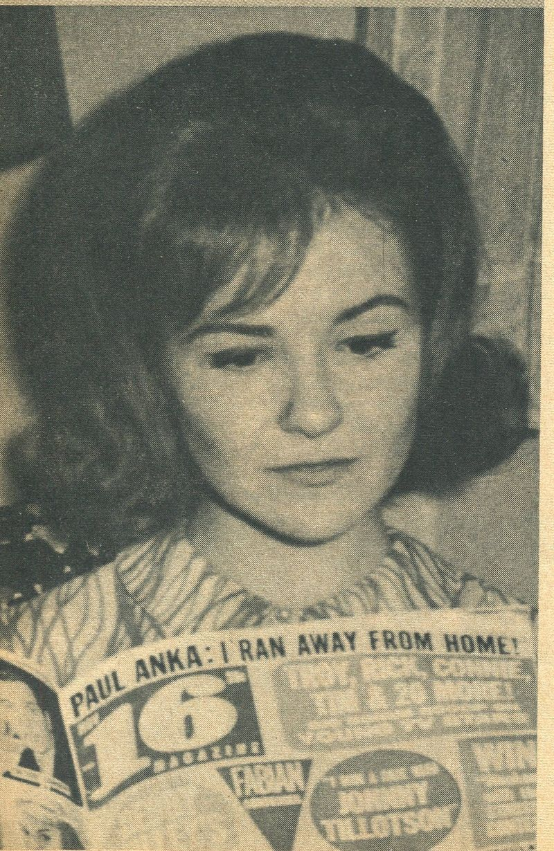 Shelley Fabares Dec 63
