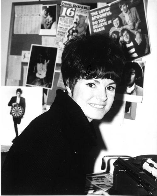 Gloria Stavers