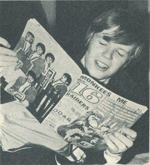 Peter Noone Aug 67