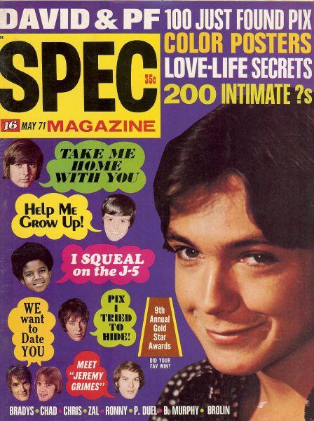 SPEC May 71