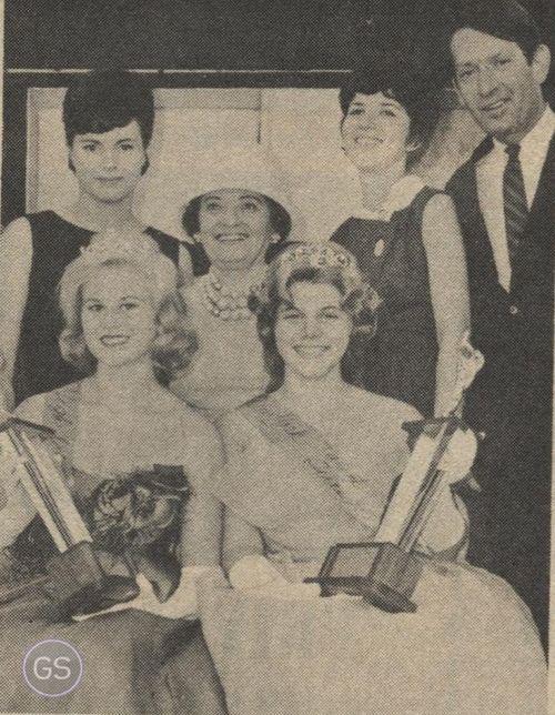 Miss High School USA 1963